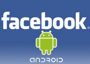 Facebook y Android Market