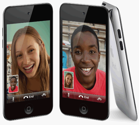 Apple iPod Touch 2011  faceTime