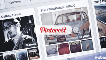 creativas campañas de social media marketing en Pinterest